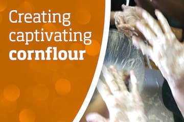 Creating Captivating Cornflour
