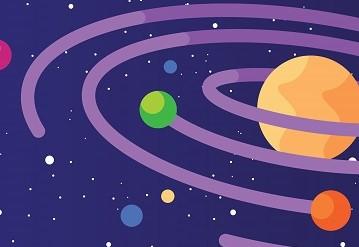 Solar System Trail