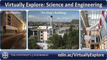 Virtually Explore: Science and Engineering